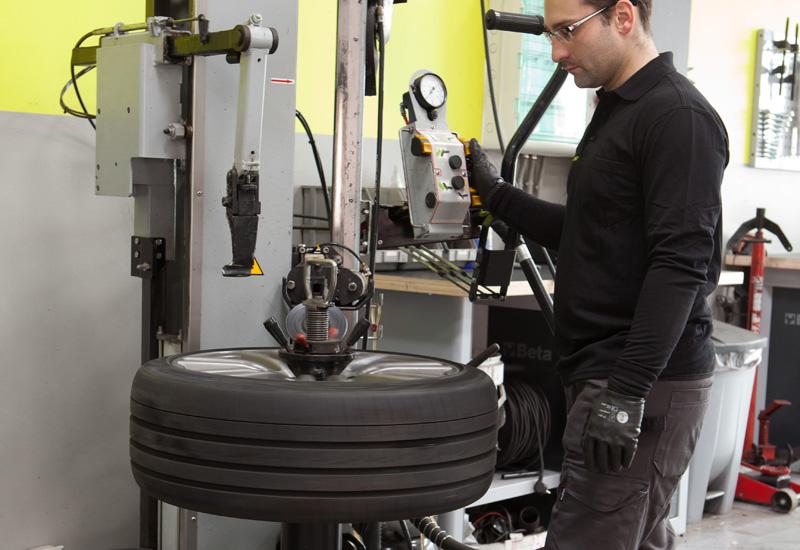 Team Spirit Taller de mecánica en Vitoria-Gasteiz. Neumáticos